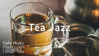 Romantic Tea Jazz - Beautiful Jazz for Romantic Dinner - Relax Accordion Cafe Music