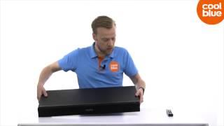 Sony HT-XT100 Soundbar Productvideo (NL/BE)