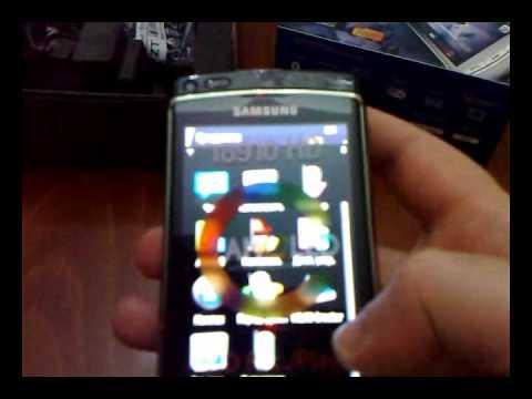 Samsung i8910 HD - Unboxing.mp4