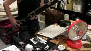光の旋律(ソラノヲトOP)をファゴットで吹いてみた ソ・ラ・ノ・ヲ・ト 検索動画 49