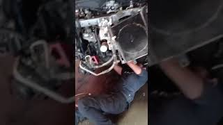 Cara betul buat return oil pipe untuk turbine (turbo) untuk Bolt On Turbo.