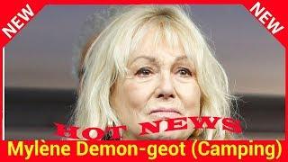 Mylène Demongeot (Camping) : veuve, elle révèle la terrible maladie qui a tué son mari