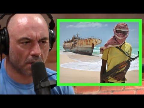 Joe Rogan - How Corrupt is Somalia?