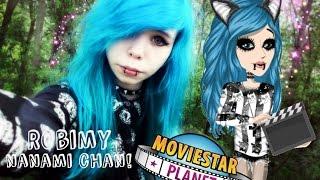 MovieStarPlanet - Robimy Nanami Chan I Kawaii MSP I [OPIS!]