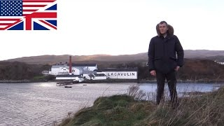 Whisky Tour: Lagavulin Distill…