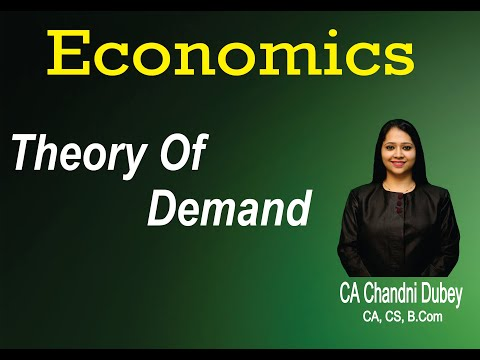 Chandni dubey videos - theory of demand