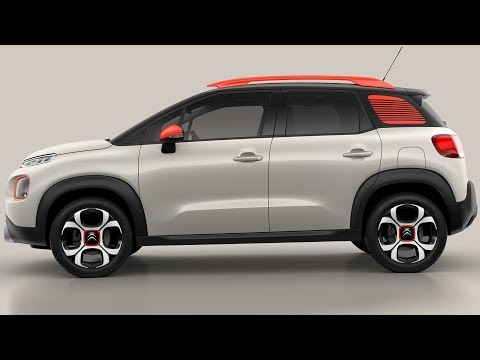 2018 Citroen C3 Aircross - interior Exterior and Drive