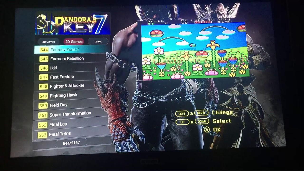Pandora Game