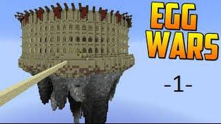 Minecraft : Egg Wars -1- Coşturuyorumm