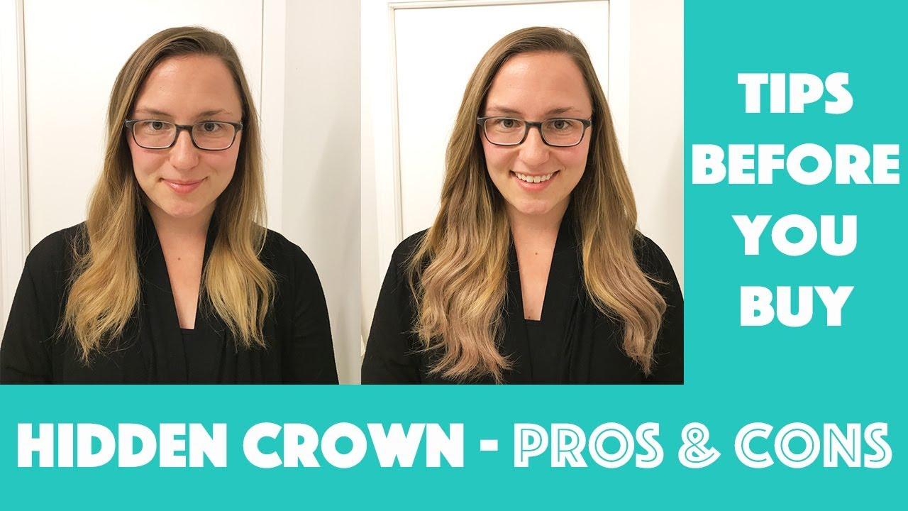 hidden crown hair discount