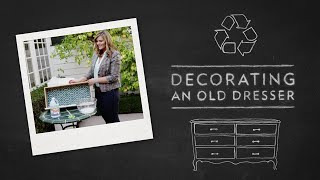 Diy Crafts: Makeover Your Dresser Drawers Using Sta-flo Starch