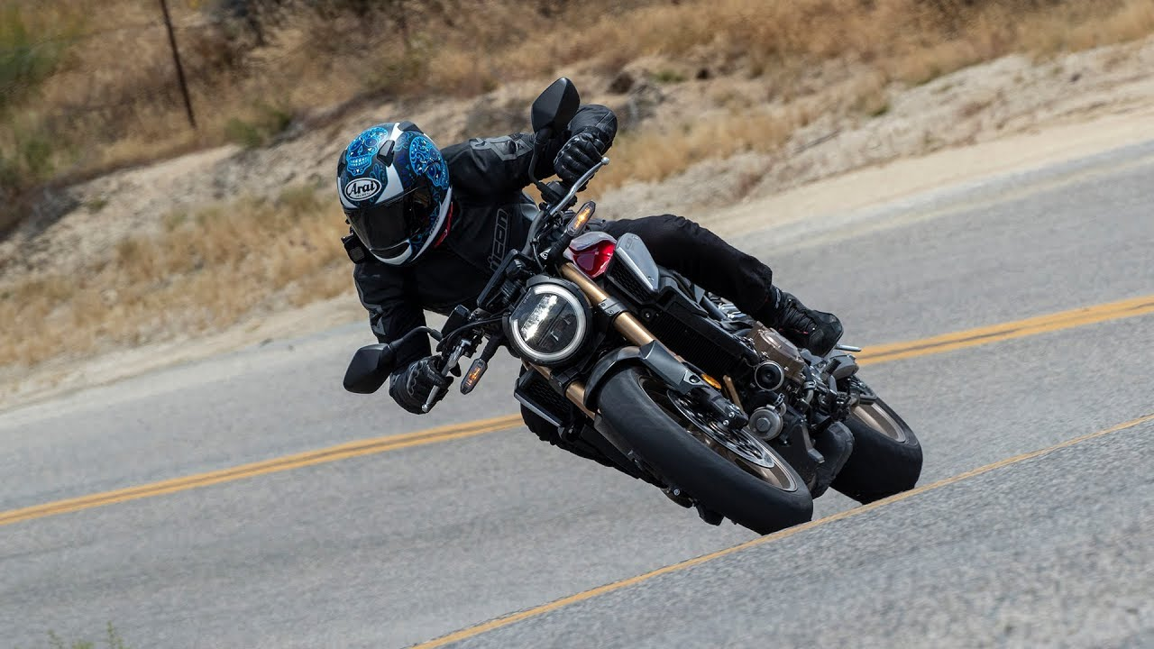 2019 Honda Cb650r First Ride Review