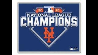 2015 New York Mets Postseason Highlights