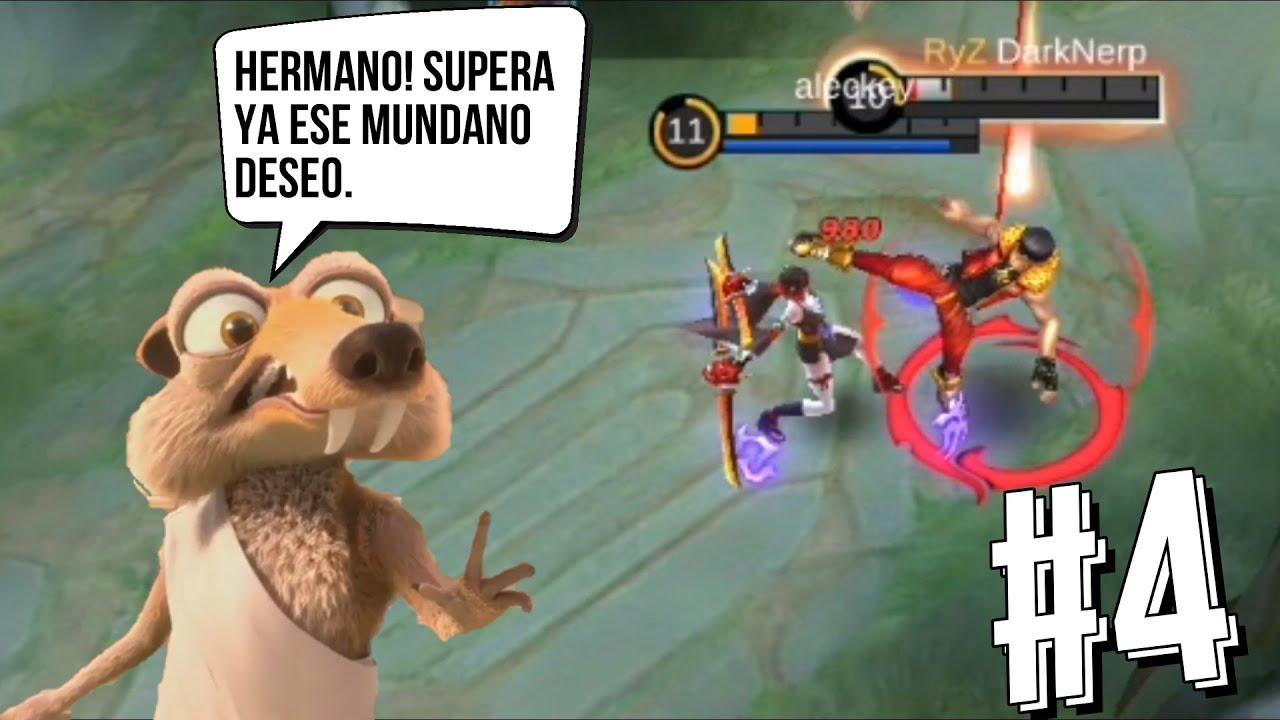 Download MOBILE LEGENDS WTF MOMENTOS EN ESPAÑOL #4