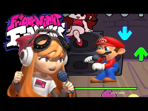 🔴 [LIVE] Meggy Plays Friday Night Funkin! (SMG4 Mods)