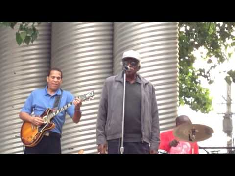 Chess Records 2120 S. Michigan Ave. Willie Dixons 100th  2015 Melvin Taylor Guitar