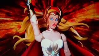 He-man and She-ra Double Transformation motuc style