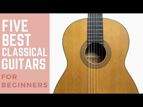 5 Best Classical Guitars for Beginners 2017