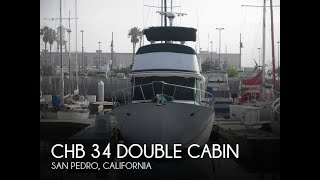 unavailable used 1981 chb 34 double cabin in san pedro california