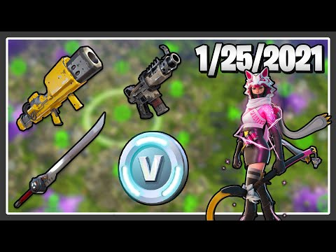"""NEW FORTNITE CREW SKIN """"Vi"""", 40 V-Bucks/X-Ray tickets, Ventures Loadouts video? and more!"""