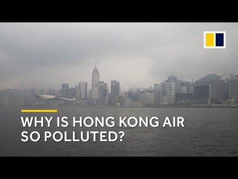 Hidden pollution: what's in Hong Kong's air?