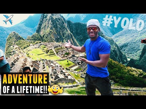 The ONLY MACHU PICCHU Travel Vlog YOU NEED To Watch on YouTube!