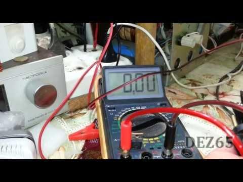 Измерение силы тока. Практическое применение амперметра. Как это работает? 1.