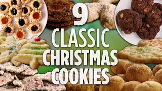 If your holiday traditions include cookies, look no further than these classic christmas cookie recipes: 9 cookieschristmas stars: https://...