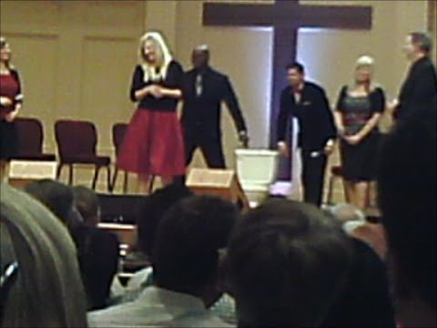 Heritage Singers, Campus Hill Church, May 2, 2015