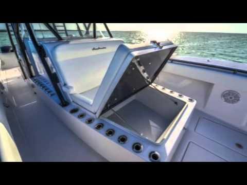 45Ft Sea Hunter By Plantation Boat Mart - YouTube