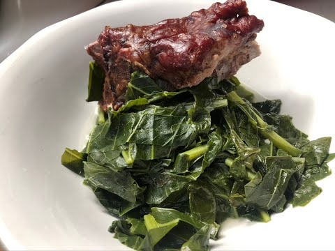 COUNTRY  COLLARD GREENS