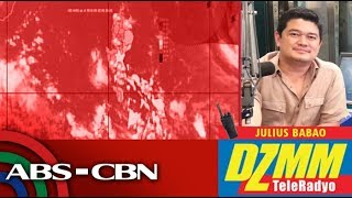 DZMM TeleRadyo: Paeng is coming: Brewing typhoon to hit northern Luzon