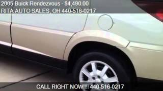 2005 Buick Rendezvous for sale in Wickliffe, OH 44092 at the