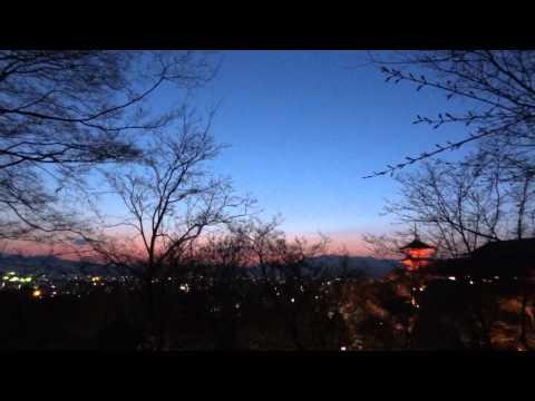 Kiyomizu-dera Temple Special Night Visits (Kyoto, Japan)