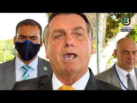Bolsonaro fala sobre o Caso Robson, pedido de perdão a Vladi