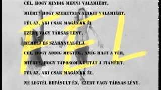 Punnany Massif - Engedd el (Dalszöveg)