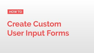How To Create Custom Forms on Wix | Ascend by Wix Tutorial