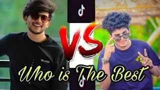 Rishad nk vs Fukru 123 Tik tok Musicaly Dabsmash