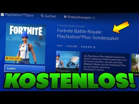 KOSTENLOSE DINGE IN FORTNITE BEKOMMEN 😍 NEW SKIN FOR FREE! | Fortnite Battle Royale (Deutsch)