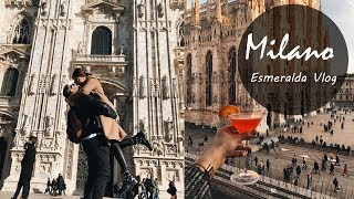 Esmeralda goes to Milano - Travel Vlog || Esmeralda
