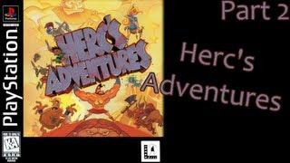 Herc's Adventures Walkthrough Part 2 of 2