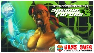 Game Over: Mortal Kombat - Special Forces (PlayStation) - Defunct Games