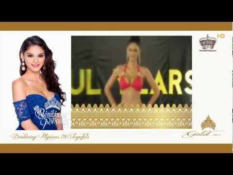 Binibining Pilipinas Gold 15. Pia Wurtzbach
