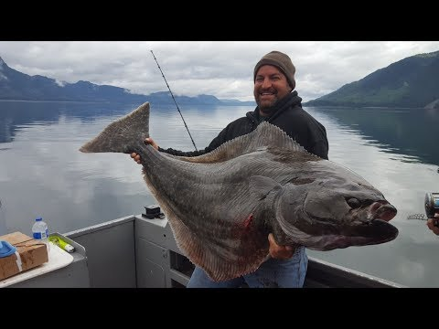 Valdez Alaska Halibut Fishing 2018