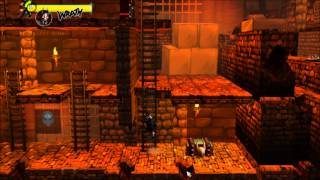 "Party of Sin - Wrath & Greed 2D Platforming Action ""Show Me The Money"" 1080 HD Gameplay PC"