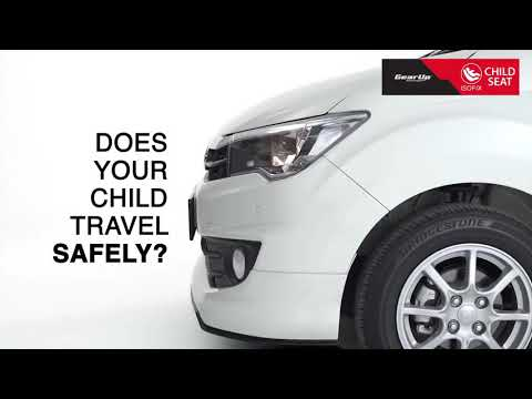 Perodua GearUp ISOFIX Child Seat