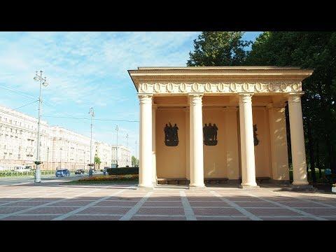 【Виды Питера】🌳Парк Победы・🏰Московский проспект「Санкт-Петербург🌼Лето 2019」
