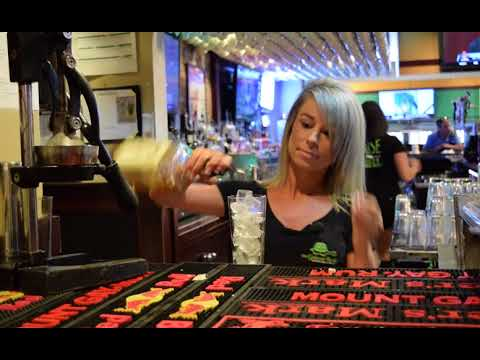 The Greene Turtle - Meet The Bartender