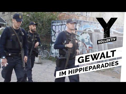 Kiffer-Paradies Christiania: Rocker