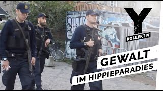 Kiffer-Paradies Christiania: Rocker vs. Hippies